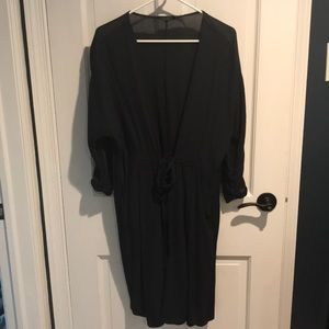 Zara openfront kimono